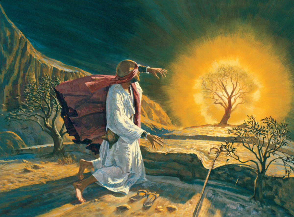 exodus 31 21 moses and the burning bush The call of moses the burning bush,  exodus chapter 3 questions 1  21 why had god come to moses at this time 22.