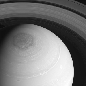 Saturn Hexagon-cassini