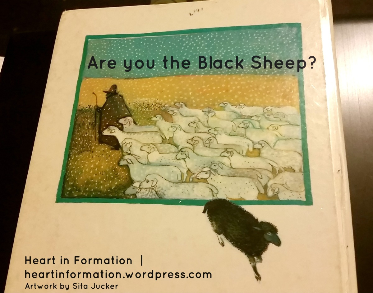 "Are you the Black Sheep? God ""Gets"" You..."