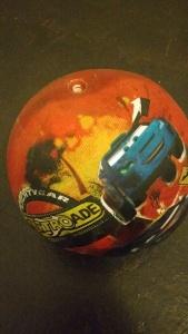 deflated ball