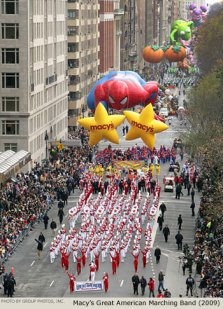 macys-thanksgiving day parade