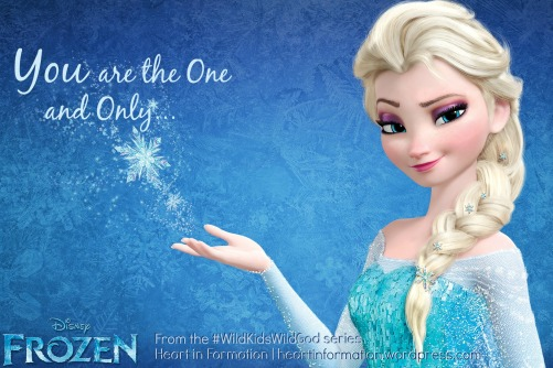 you are the one and only-Elsa-Frozen-Snowflake-Unique_HeartinFormation