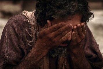 blind can see-mud in eye-Jesus