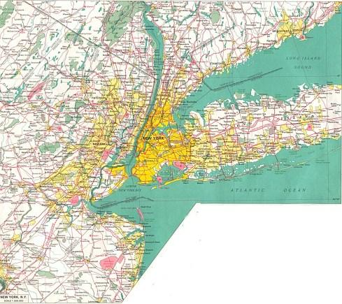 new_york_city-Map