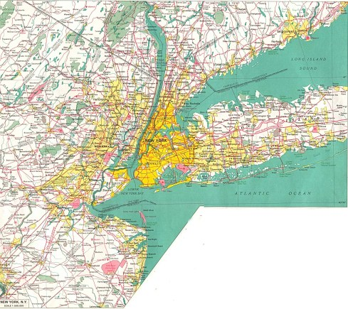 new_york_city-Map