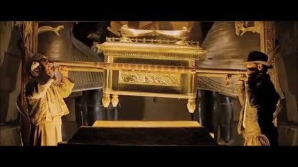 raiders of the lost ark-ark of the covenant