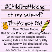 ChildTrafficking-thats not ok_stat-Passing the Trash