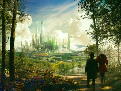 great and powerful oz-emerald city-james franco