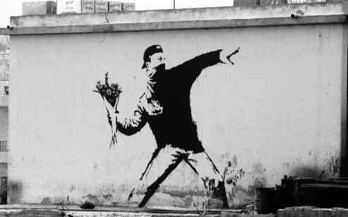 Banksy-Bandit throwing flowers.jpg