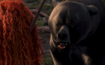 Brave Movie - Mom becoming a bear