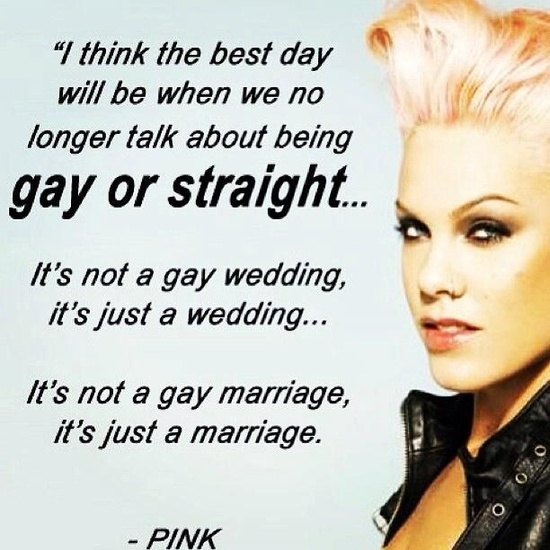 Pink Speech-no longer talk about gay marriage but happy marriage-LGBT Rights and Equality