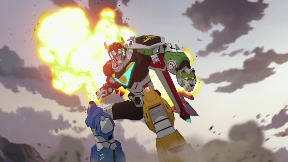 WWVD? 9 Beautiful Life Hacks from Voltron, Legendary Defender