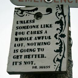 Dr Seus_Unless someone like you cares an awful lot
